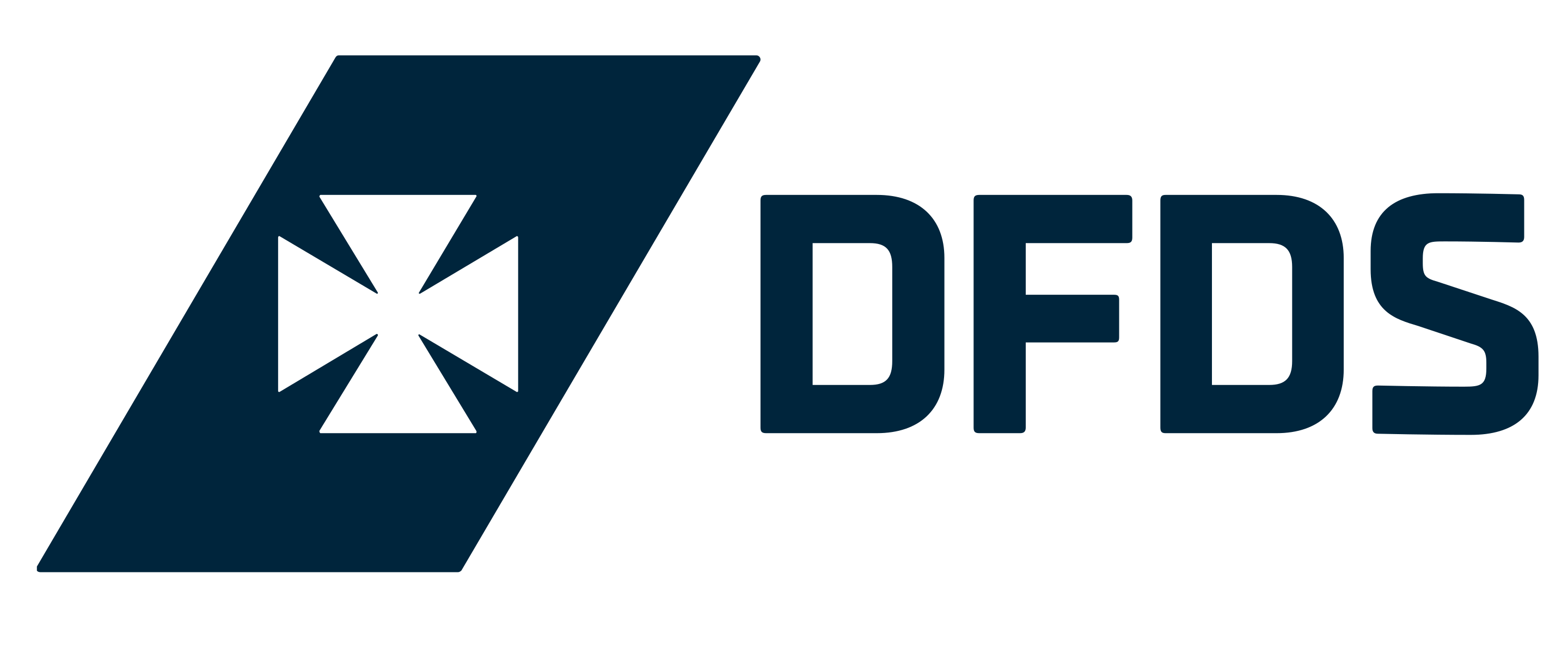 Logo of DFDS