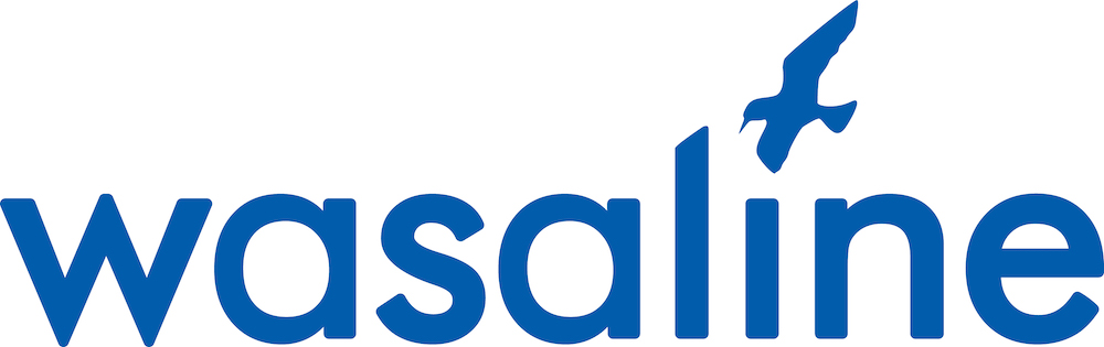 Logo of Wasaline